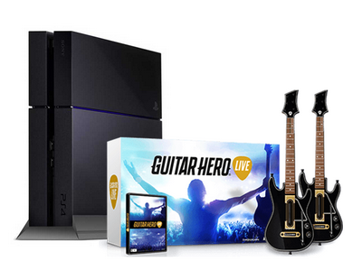 Aluguel de Ps4 com Guitar Hero Valor Rudge Ramos - Aluguel de Playstation Vr