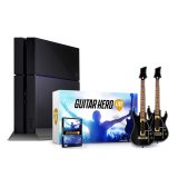 aluguel de ps4 com guitar hero valor Berrini